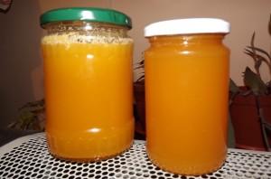 изгаряне на мазнините с мед