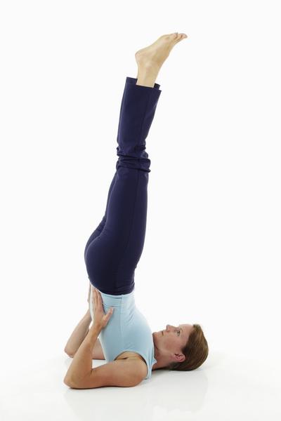 Йога упражнения противопоказни при разширени вени