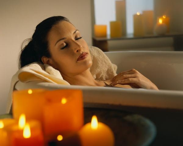 Спа процедури с вана у дома
