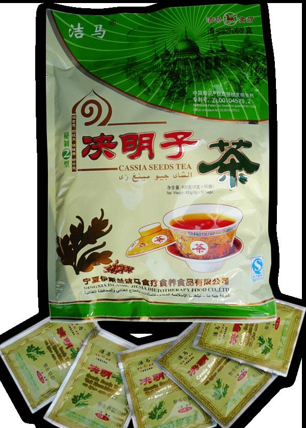 Чай от Касия