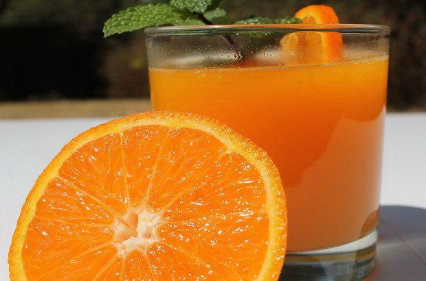 Сок от портокал