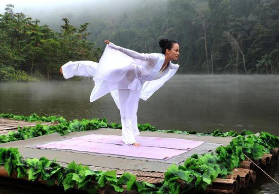 Китайска йога - какво е това?