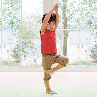 Йога за деца –започнете заниманията още от рано