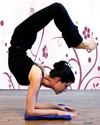 Знаете ли как да отслабнете с йога?