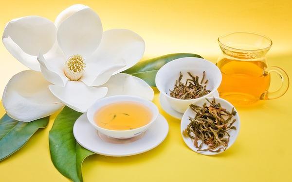 Премахнете целулита със зелен чай