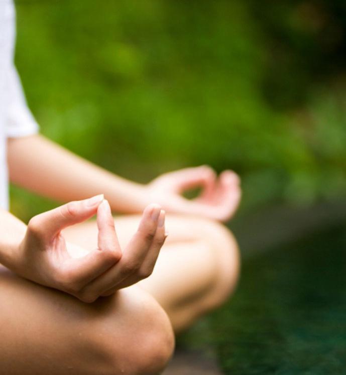 Упражнения в йога