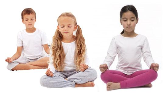 Йогата за деца помага при аутизъм