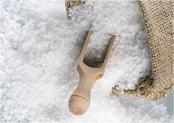 Невероятните качества на морската сол