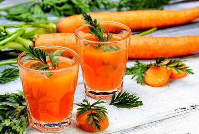 Подобрете фигурата си със зеленчукови коктейли
