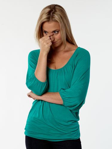 Езика на тялото - докосвания по лицето