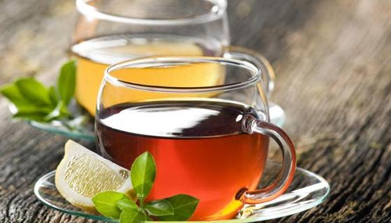 Как да спрем стреса с чай от мента, мащерка и дилянка.