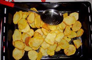Как да сготвим здравословни картофи